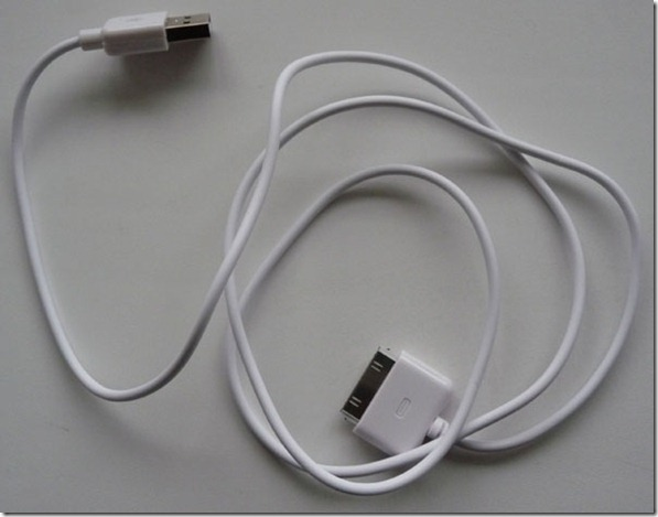 cable for ipad1 thumb USB Cable for Apple iPad (White)